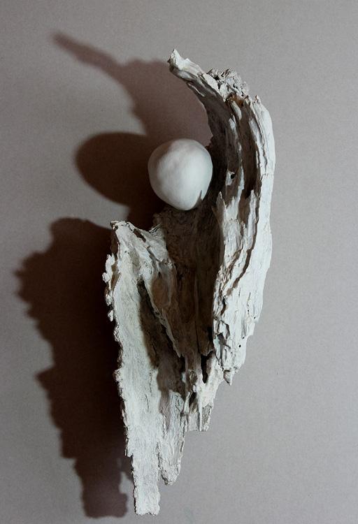 Engel - 2006, Spez. Masse, Holz, H: 45 cm