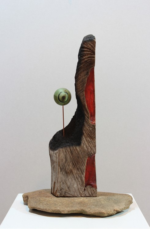 Erwachen - 2006, Mixed Media, H: 40 cm