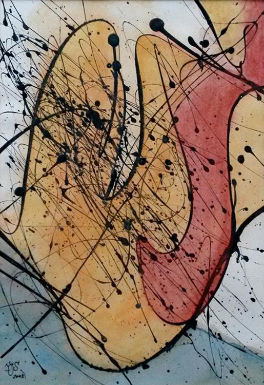 Aus der Serie: Womans - 2005, 40 x 50 cm